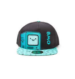 Adventure Time BMO Snapback