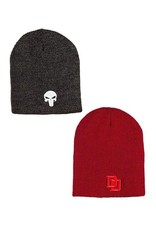 Marvel Umdrehbares Beanie Daredevil/Punisher