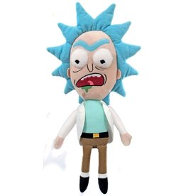 Rick and Morty Galactic Plushies Plush Figure Rick Worried 41 cm
