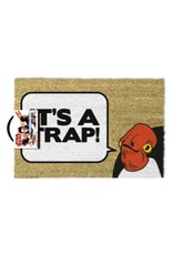 Rick and Morty Doormat Admiral Ackbar It's A Trap 40 x 60 cm