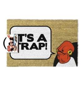 Star Wars Doormat Admiral Ackbar It's A Trap 40 x 60 cm