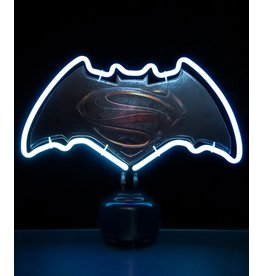 DC Batman v Superman Neon-Leuchte Logo 24 x 30 cm