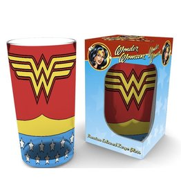 DC Wonder Woman Premium Pint Glass Costume