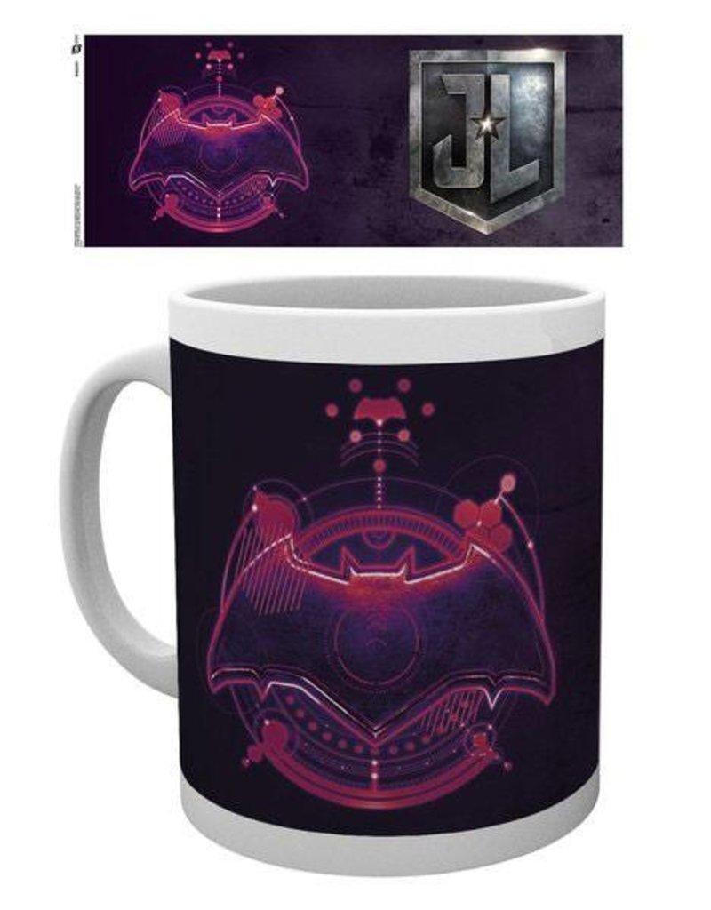 DC Justice League Mug Batman Logo