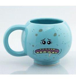 Rick and Morty 3D Mug Mr Meeseeks