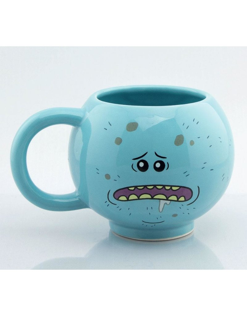 Rick and Morty 3D Tasse Mr Meeseeks