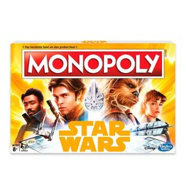 Star Wars Star Wars Solo Board Game Monopoly *German Version*