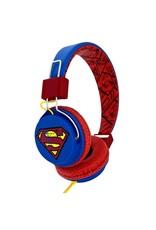 DC Superman Teen Kopfhörer Vintage Logo