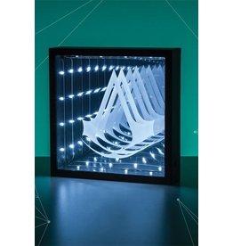 Assassin's Creed Infinity Leuchte Logo 31 cm