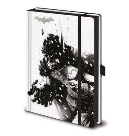 DC Batman Premium Notebook A5 Arctic