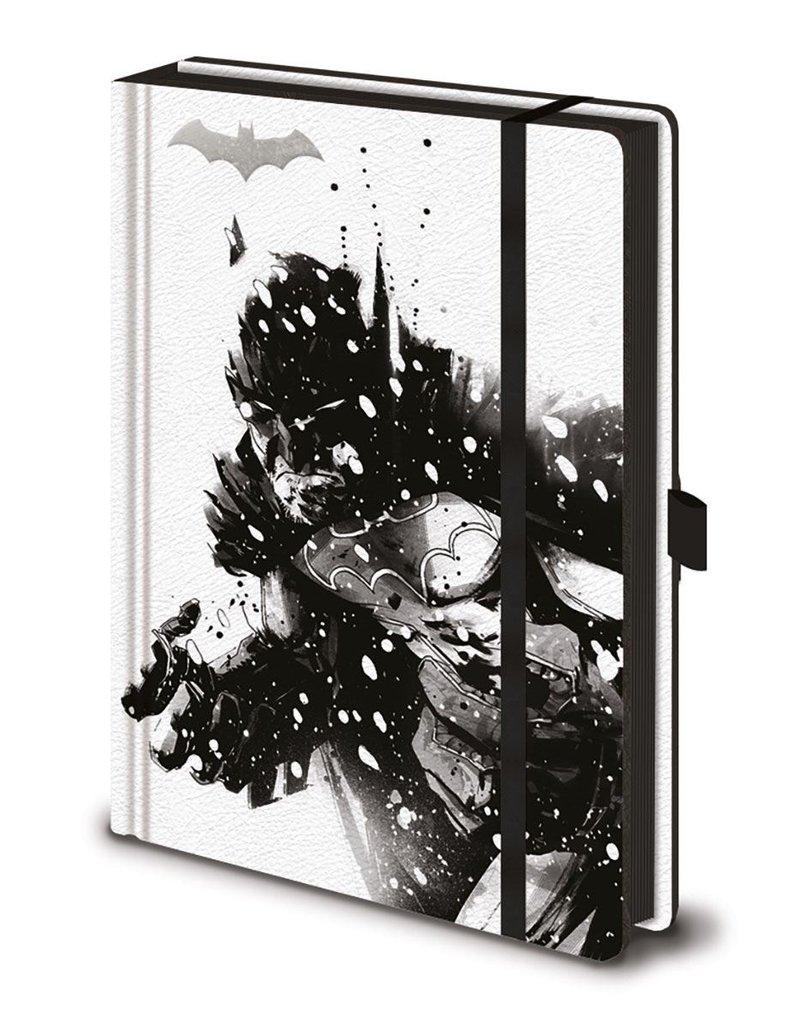DC Batman Premium Notizbuch A5 Arctic
