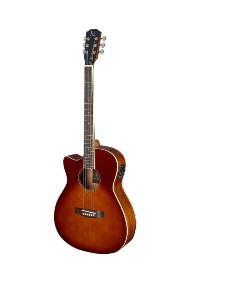 James Neligan James Neligan akoestische gitaar  BES-ACE DCB LH