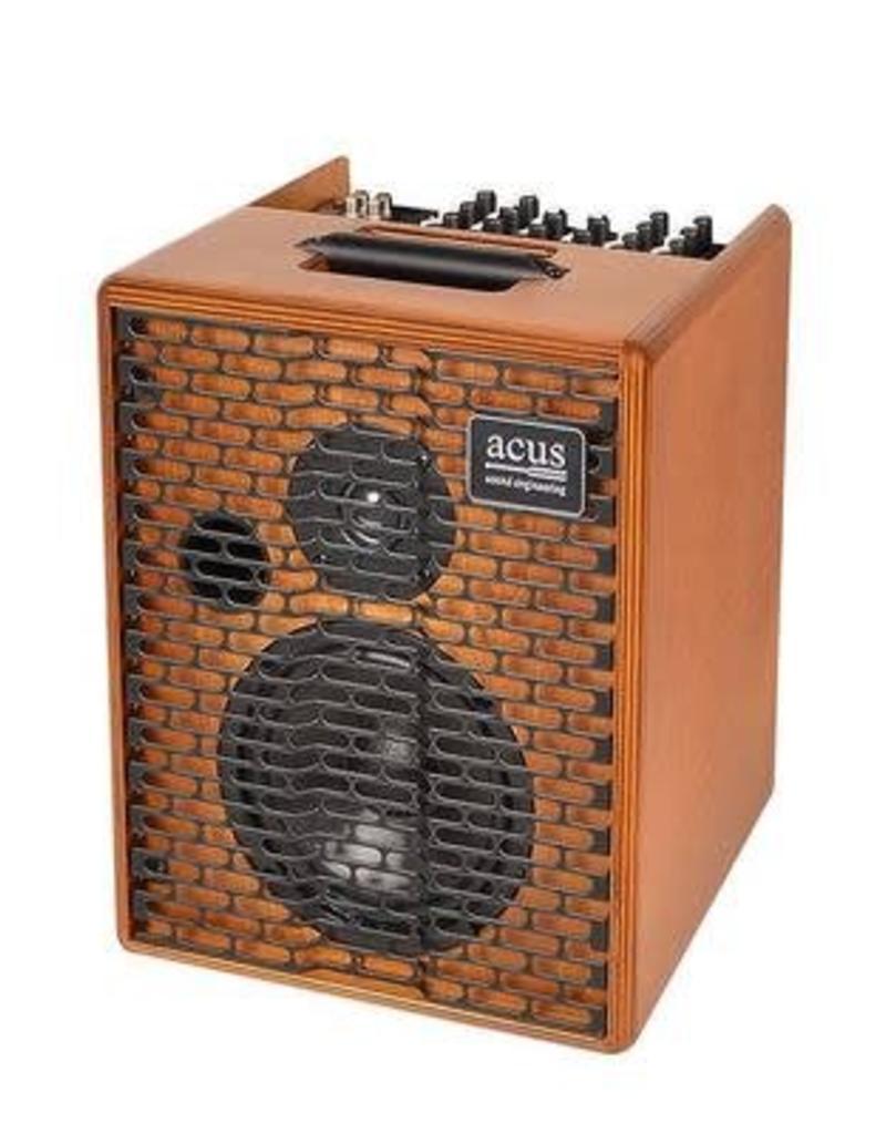 Acus Acus One Series akoestische versterker  6T 130 W met reverb