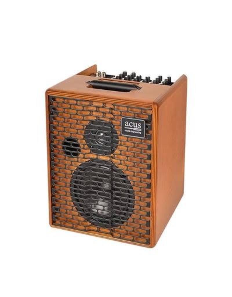 Acus Acus One Series akoestische versterker  6T 130 W met effecten