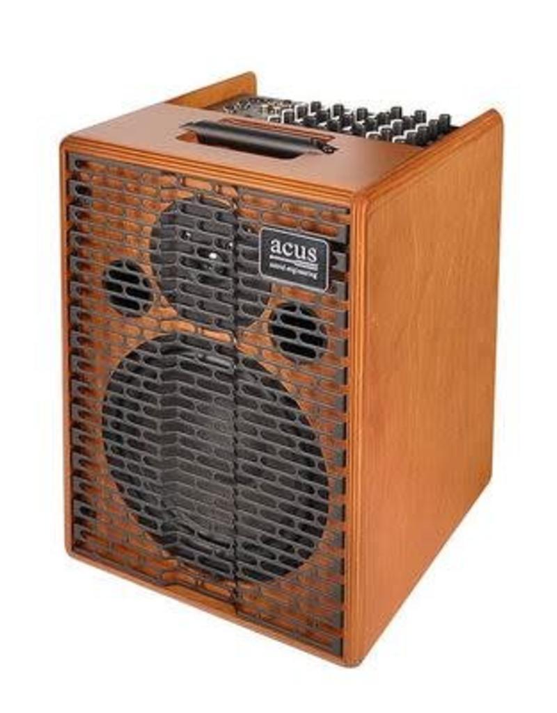 Acus Acus One Series akoestische versterker  ONE 8 200 W met effecten en EQ