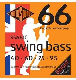 Rotosound Rotosound RS66LC Swing Bass 66  snarenset basgitaar