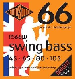 Rotosound Rotosound  RS66LD Swing Bass 66 snarenset basgitaar