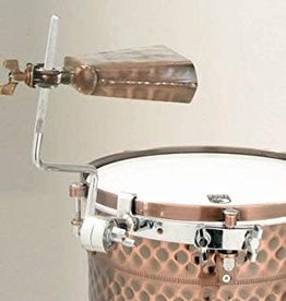 Toca timbale side cymbal mount