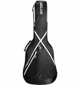 Ritter Ritter Performance 8  Dreadnought hoes zwart/wit