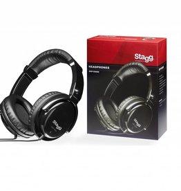 Stagg Pro-DJ/monitor hoofdtelefoon  gesloten model