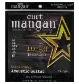 Curt Mangan Curt Mangan 80/20 bronze 10-50  extra light