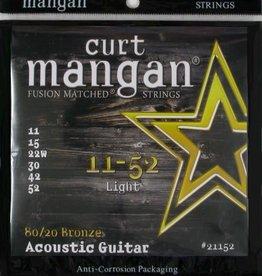 Curt Mangan Curt Mangan 80/20 bronze 011-052  light