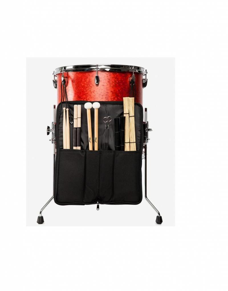 Hoes voor drumstokken zwart