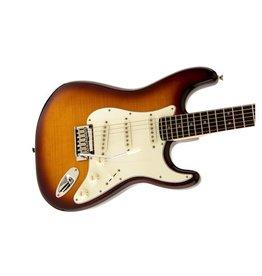 Fender Fender stratocaster sunburst flame maple top