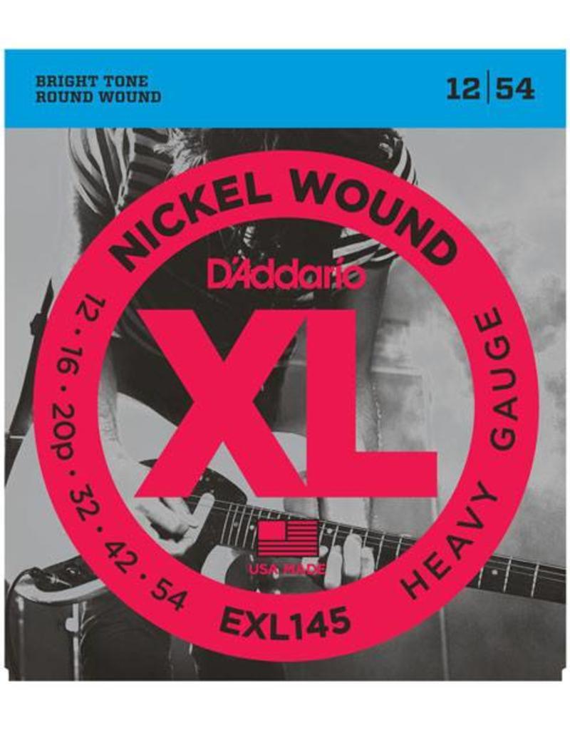 D' Addario D'Addario snaren set 12- 54 electr gitaar Exl 145