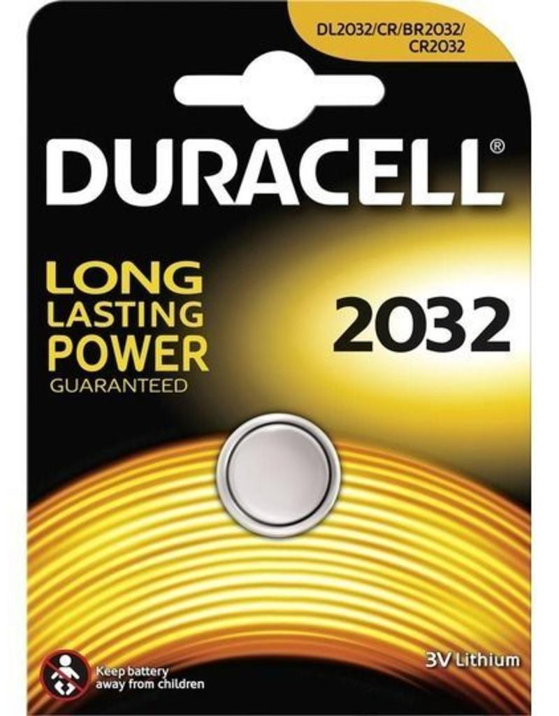 duracell Duracell knoopcel 2032 (2 stuks)