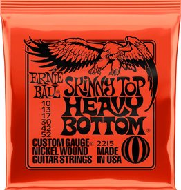 Ernie Ball Ernie Ball Skinny top Heavy bottom 010-052