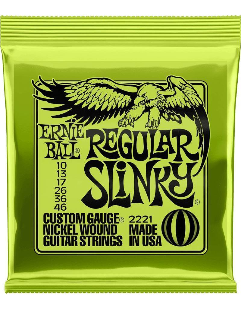 Ernie Ball Ernie Ball Regular Slinky 010-046