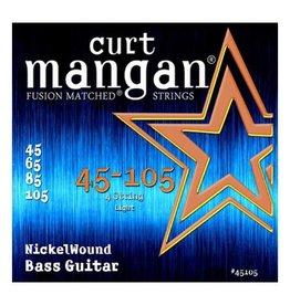 Curt Mangan Curt Mangan bass strings coated 045-105
