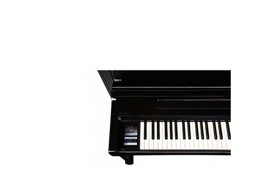 Silent Piano's