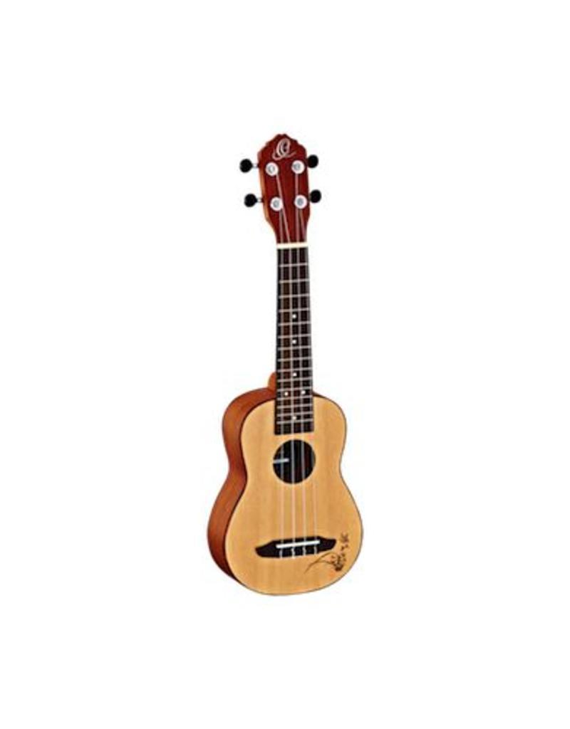 Ortega Ortega RU5  Sopraan ukulele