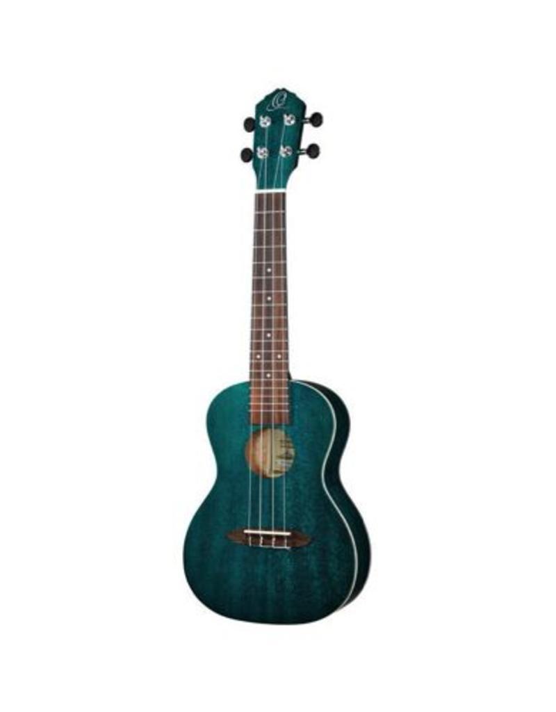 Ortega Ortega Ocean Blue Concert ukulele