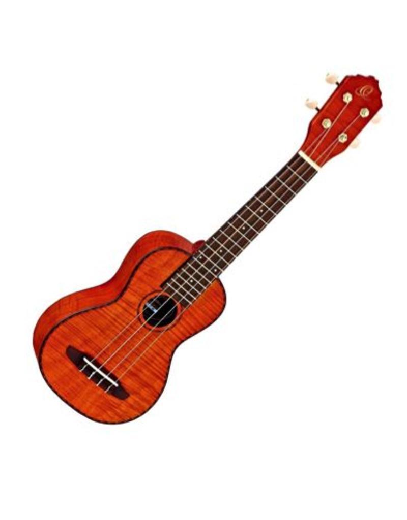 Ortega Ortega  sopraan ukulele RUK -10 FMH