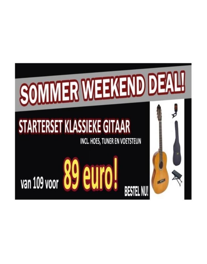 Sommer Weekend Deal klassieke gitaar