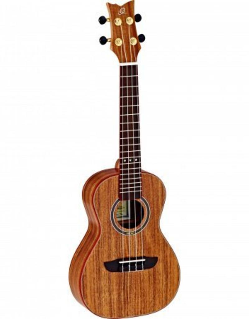 Ortega Ortega RUACA-CC concert ukulele met gigbag