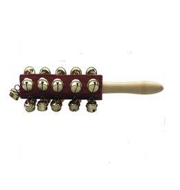 Sleigh bells  21 bellen op stok SLBS -21