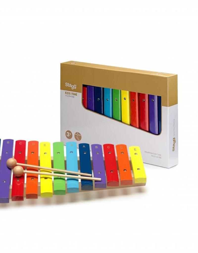 Xylofoon voor kids  anderhalf octaaf XYLO - J12 RB