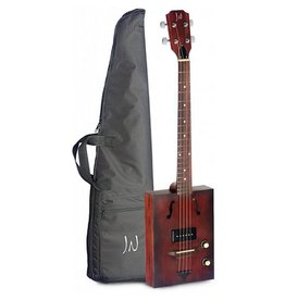 James Neligan JN Cigar box guitar spruce
