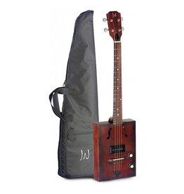 James Neligan JN Cigar box guitar spruce