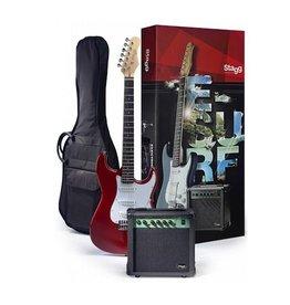 Stagg gitaarpack electrisch incl versterker