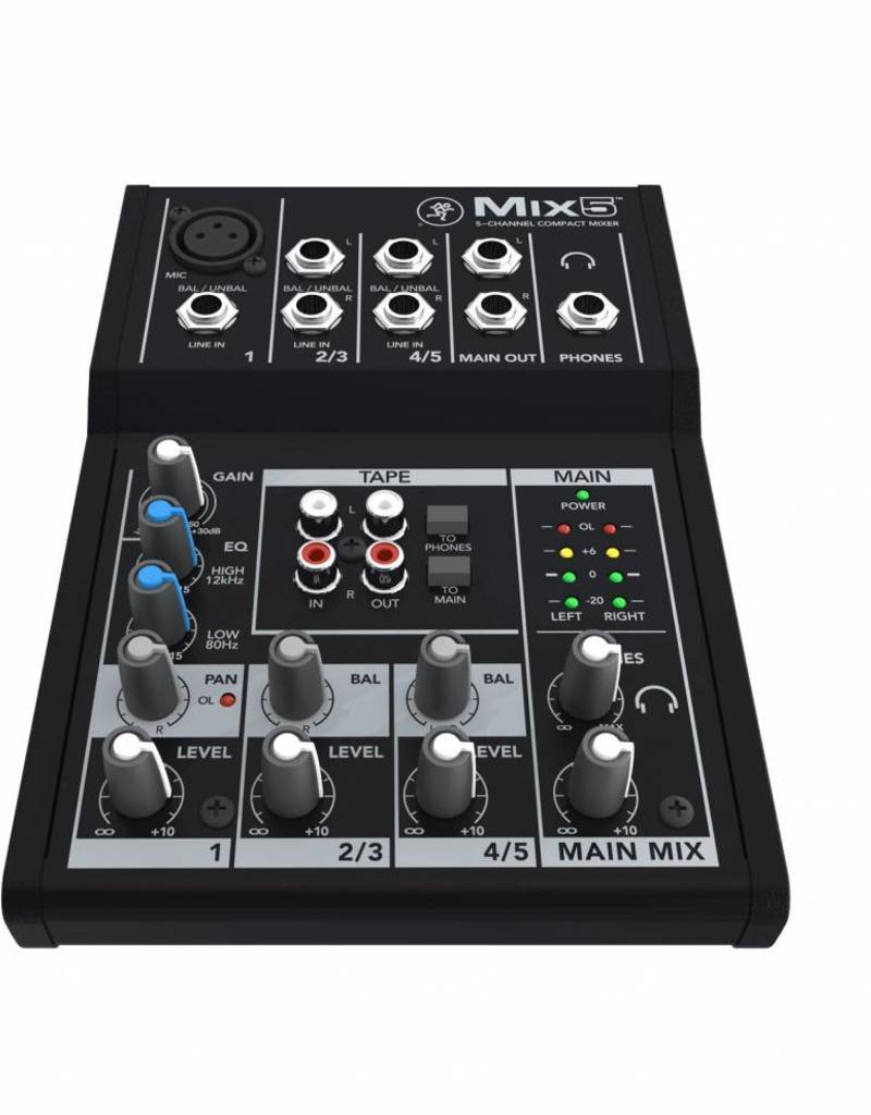 Mackie Mackie Mix 5
