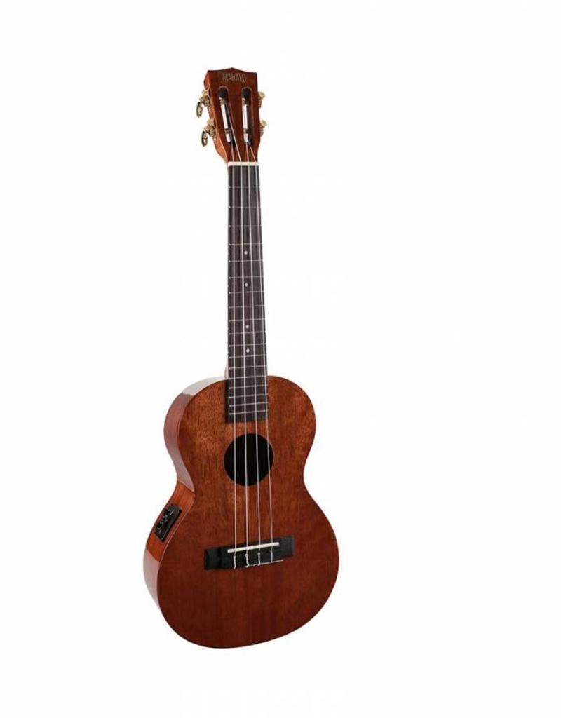 Mahalo Mahalo Java Series tenor ukulele with EQ+tuner MJ3VT/VNA