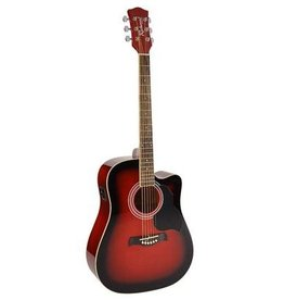richwood Richwood RD-12 CE Red sunburst