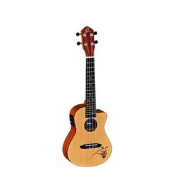Ortega RU5CE Concert ukulele met element