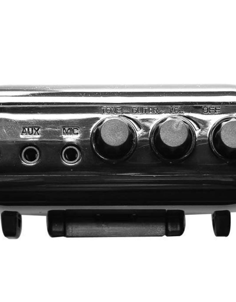 GLX oplaadbare 5W versterker met opnamefunctie en MP3-speler