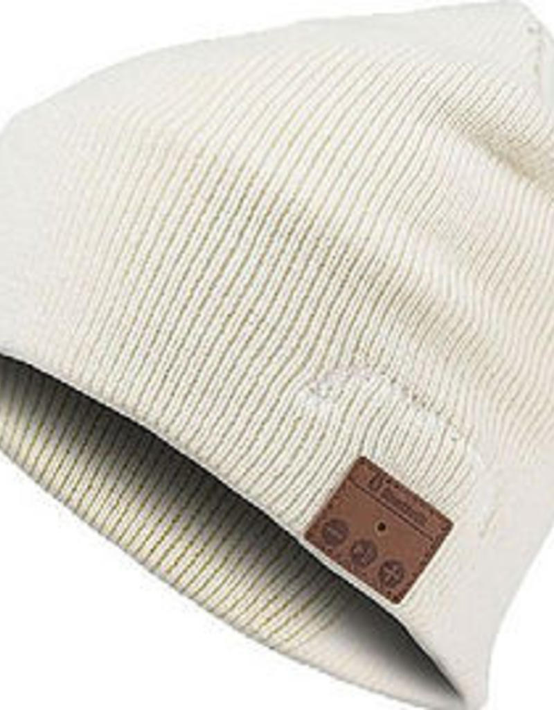 Bluetooth beanie Bluetooth beanie cream